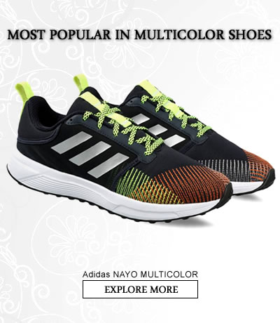 Multicolor  Sports Shoes