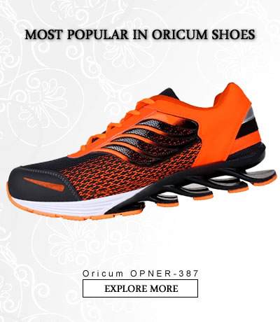 Oricum  Sports Shoes